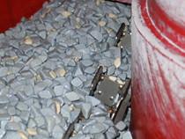 Oberflächenbearbeitung, Gleitschleifen, entgraten Bauteil
